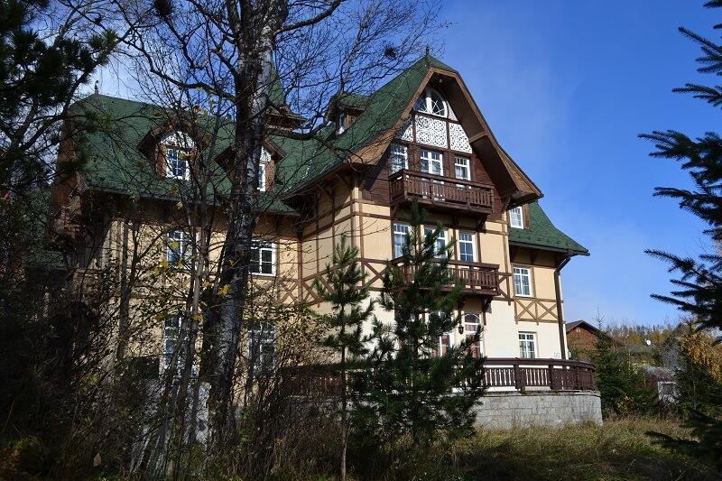 Hotel Smokovec; hotel; pension; penzion; Novy Smokovec; Stary Smokovec; Vysoke Tatry;