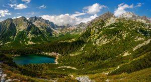 Mengusovská dolina, Kriváň, Kôprovský štít, turistický chodník, Vysoké Tatry