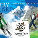 TATRY Card, Vysoké Tatry, región, benefity, zľavy