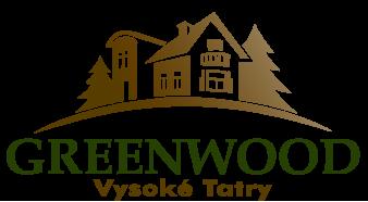 logo, Greenwood hotel, Vysoké Tatry, Nový Smokovec, Starý Smokovec