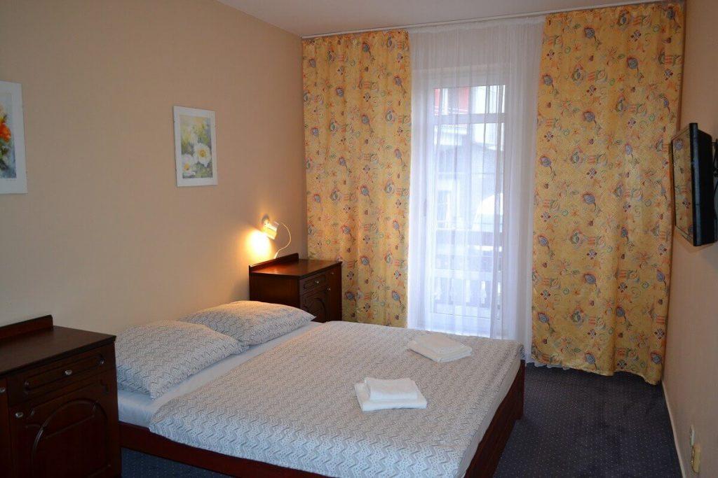 Dvojlôžková izba, Greenwood hotel, penzión, Vysoké Tatry, Nový Smokovec