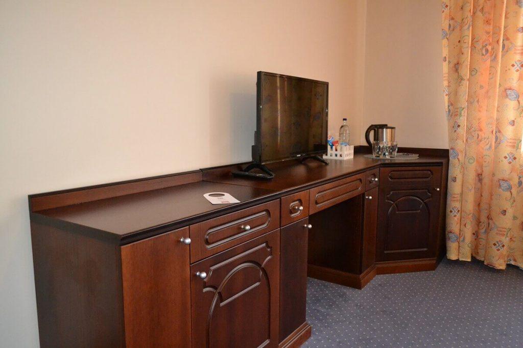 Dvojlôžková izba Studio, Greenwood hotel, penzión, Vysoké Tatry, Nový Smokovec