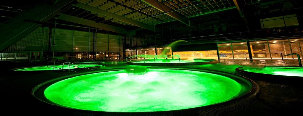 Vyskúšajte Pobytový <strong>AQUA BALÍK</strong> s celodenným vstupom do AquaCity Poprad