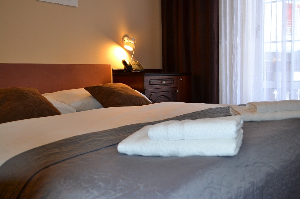 Dvojlôžková izba, Greenwood hotel DBL Standart, penzión, Vysoké Tatry, Nový Smokovec