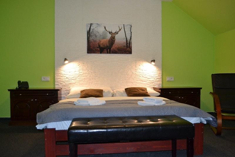 DBL standard plus, Greenwood hotel Studio, hotel, Vysoké Tatry, Nový Smokovec, penzión
