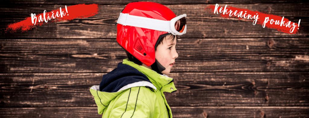 <p>Naučte sa lyžovať  <p>priamo vo <strong>Vysokých Tatrách</strong> a  <p>využite pritom <strong>Rekreačný poukaz!</strong>