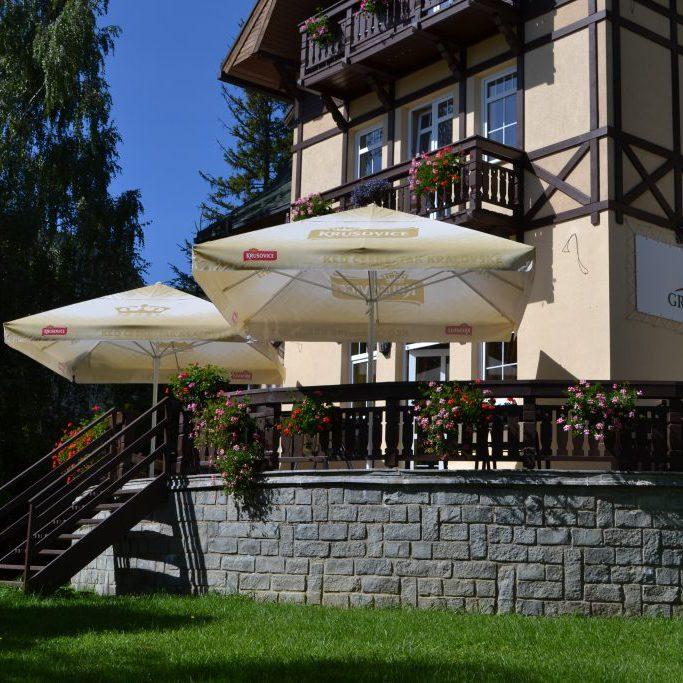 Ubytovanie v hoteli, Greenwood hotel, penzión, Vysoké Tatry, Nový Smokovec